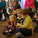 GyerekkGyerekkoncert a Magyarországi Németek Házában (2016. február 6.) / Kinderkonzert im HdU (6. Február 2016)