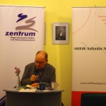 Az ÖKF és a Zentrum közös rendezvénye /Gemeinsame Veranstaltung vom ÖKF und Zentrum