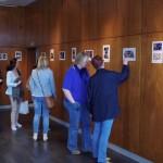 Blickpunkt-vándorkiállítás megnyitója Kiskőrösön / Eröffnung der Blickpunkt-Wanderausstellung in Kiskőrös