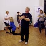 Táncház a Magyarországi Németek Házában Heil Helmuttal / Tanzhaus im HdU mit Helmut Heil