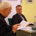 Előadás és könyvbemutató / Vortrag und Buchpräsentation