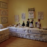 Gereschlaker Heimatzimmer im HdU / Geresdlaki szoba a HdU-ban