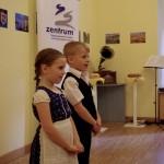 Schulkinder aus Gereschlak / Geresdlaki iskolások