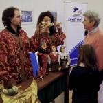 Zentrum-Programme im HdU: Rumpelstilzchen-Tűzmanócska - Előadók/Darsteller: Tamás Boglári, Paula Donner