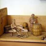 Fába faragva… / In Holz geschnitzt - (Zentrum-Programme im HdU, 27. 05. 2015)
