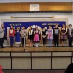 TeilnehmerInnen der Kategorie Mundart 5.-8. Klasse