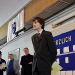 Zsombor Kenessei, Gewinner der Kategorie Mundart 9.-12. Klasse