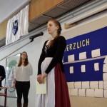 Tamara Csordás, Gewinnerin der Kategorie Hochdeutsch 11.-12. Klasse
