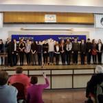 TeilnehmerInnen der Kategorie Hochdeutsch 7.-8. Klasse