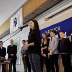 Vivien Baumbach, Gewinnerin der Kategorie Hochdeutsch 7.-8. Klasse