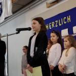 Léna Fromvald, Gewinnerin der Kategorie Hochdeutsch 1.-2. Klasse