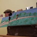 Mesék a bőröndből: A brémai muzsikusok - Bábszínház a HdU-ban / Märchen aus dem Koffer: Die Bremer Stadtmusikanten - Puppenspiel im HdU