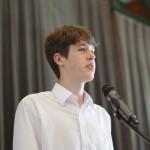 Henrik Bollér, Gewinner der  Kategorie Hochdeutsch - Klasse 9, 10