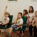 Gyermeknapot tartott a Zentrum / Kindertag beim Zentrum