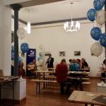 Jó hangulatban zárult a Zentrum 5. rendezvényévada / Die 5. Veranstaltungssaison des Zentrums wurde in guter Stimmung abgeschlossen  (Foto: Lajos Grund - Zentrum.hu)
