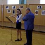Barna Sarolta és Albert József / Sarolta Barna und József Albert