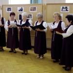 A soltvadkerti Német Énekkar / Der Deutsche Chor von Soltvadkert