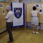 Blickpunkt-kiállítás nyílt Soltvadkerten / Blickpunkt-Ausstellung in Soltvadkert