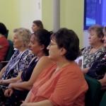 """A """"Zentrum-Programme im HdU"""" rendezvénysorozat keretében szeptember 14-én Diana Feuerbach tartott felolvasóestet / Lesung von Diana Feuerbach am 14. September im Rahmen der Reihe """"Zentrum-Programme im HdU"""""""