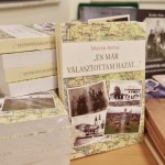 """Mayer Antal """"Én már választottam hazát..."""" című könyvének bemutatója a Magyarországi Németek Házában / Präsentation des Buches """"Ich habe bereits eine Heimat gewählt..."""" von Antal Mayer im HdU"""