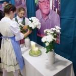 Megemlékezés a Pannónia Általános Iskolában / Gedenkveranstaltung in der Pannónia Grundschule