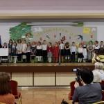 TeilnehmerInnen der Kategorie Hochdeutsch 1.-2. Klasse