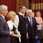 A csolnoki német önkormányzat is kiegészítő támogatást kapott / Auch die Tscholnoker DNSV erhielt eine zusätzliche Förderung