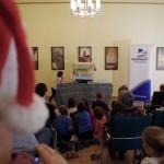 Csipkerózsika meséje elevenedett meg a Németek Házában / Die Geschichte von Dornröschen wurde im HdU lebendig