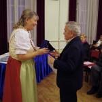 "Die Auszeichnung ""Für das Deutschtum in Budapest 2016"" erhielt Sebő Ott / Ott Sebő kapta ""A Budapesti Németségért 2016"" kitüntetést"