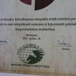 Példaadó Műemlékgondozásért Díjat kapott Závod