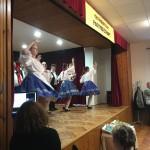 A babarci tánccsoport / Die Bawazer Tanzgruppe