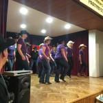 A loshauseni linedance csoport /  Die Linedanceraus Loshausen