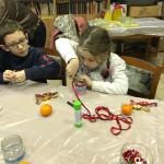 Karácsonyi előkészületek Pakson / Weihnachtsvorbereitungen in Paks