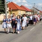 Hartyáni Sváb Lakodalom / Hartianer Schwäbische Hochzeit 2018 (Fotó: Fajt Kleineisel Mária)