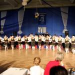 Szerb táncokat is bemutattak a Saarer Tanzgruppe gáláján / Serbische Tänze wurden bei der Tanzgala der Saarer Tanzgruppe auch aufgeführt (Fotó: Pats Krisztina)