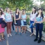 YOU.PA-Abschlussseminar in Bukarest / YOU.PA modulzáró szeminárium Bukarestben (Foto: Hanna Klein)