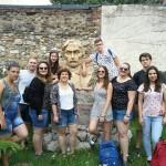 VI. Ungarndeutsches Backcamp der Hartianer Jugendlichen - In Fünfkirchen