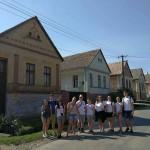 VI. Ungarndeutsches Backcamp der Hartianer Jugendlichen - In Feked