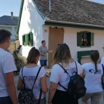 VI. Ungarndeutsches Backcamp der Hartianer Jugendlichen - In Bawaz