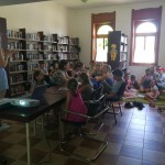 Nationalitätencamp in Großnaarad: Die Teilnehmer erfuhren viele interessante Informationen über die Ungarndeutschen
