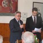 Megemlékezés Lengyelben / Gedenkfeier in Lendl (Foto: Monika Hucker)