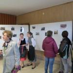 Blickpunkt-kiállításmegnyitó Szentjakabfán / Blickpunkt-Ausstellungseröffnung in Jakepfa