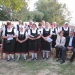 Kulturális program az avatóünnepségen