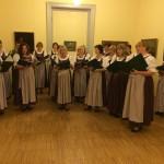 Vernissage der Wrabel Ausstellung am 21. Oktober 2014 im Haus der Ungarndeutschen / A Wrabel-kiállítás megnyitója 2014. október 21-én a Magyarországi Németek Házában
