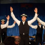 22. alkalommal tartott táncbemutatót a Saarer Tanzgruppe  / Die Saarer Tanzgruppe hat bereits ihre 22. Tanzgala veranstaltet