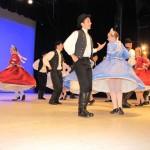 A Lochberg Tánccsoport táncosai / Tänzer der Lochberg Tanzgruppe (Fotó: Bajtai László)
