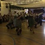 A tanárok tánccal lepték meg a diákokat / Überraschungstanz der Lehrer (fotó: Zentrum)