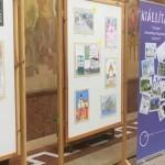 Az országos nemzetiségi rajzpályázat díjátadója az Országgyűlés irodaházában