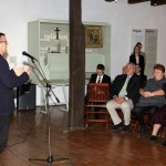 Michl József polgármester is tartott beszédet / Bürgermeister József Michl hielt auch eine Rede (Fotó: Varga Edit)