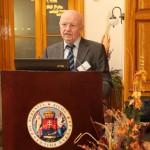 Prof. Dr. Manherz Károly / Prof. Dr. Karl Manherz (Fotó: Selmeczi Tamás)